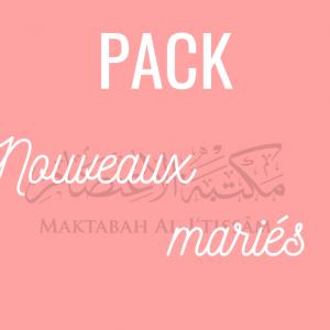 Pack (nouveaux) mariés